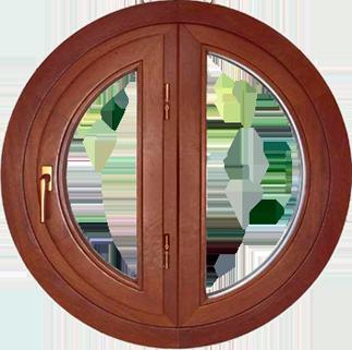 круглі вікна