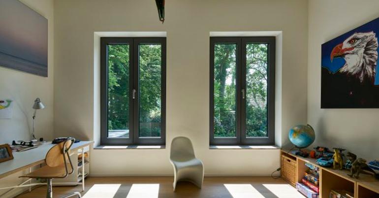 штульпові алюмінієві вікна