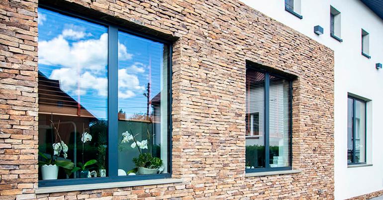 вікна з алюмінієвого профілю